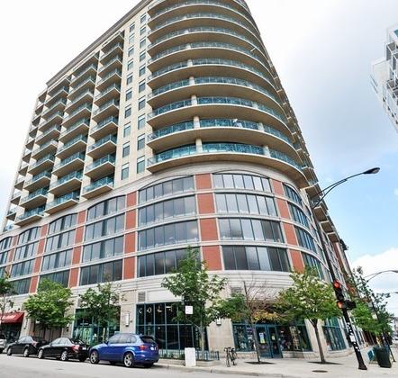 340 W Superior - Balcony & Terrace Membrane