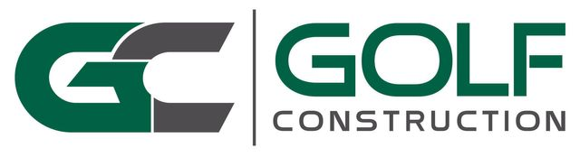 Golf Construction Logo
