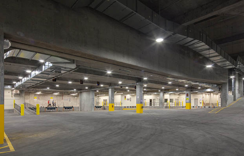 UCMC Parking Garage A