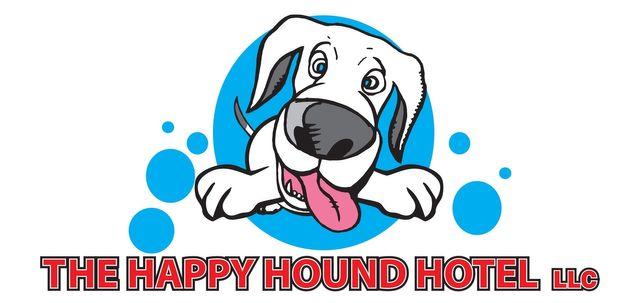 The Happy Hound Hotel - logo