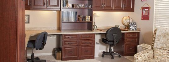 home office cabinetry. Check Out Our Process Of Installing Custom Desks And Cabinets For Your Home Office Cabinetry