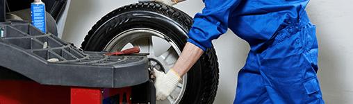 Balancing Tires
