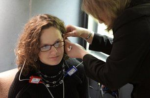 ear inspection