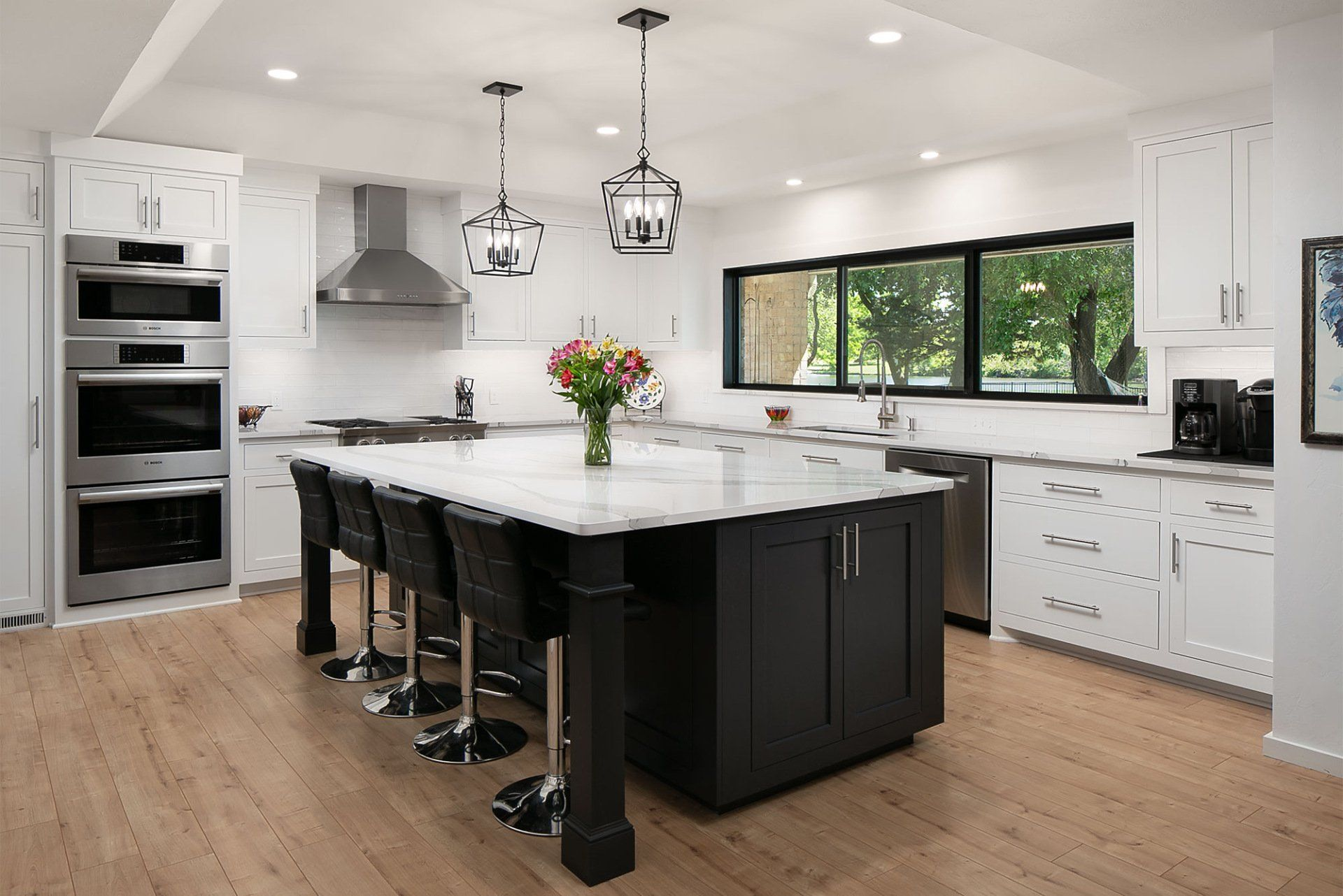 Kitchen Remodel | Custom-Built Cabinets | Oklahoma City, OK