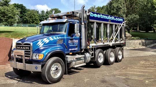 2004 Mack Tri Axle Dump Truck