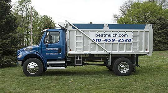 2005 M2 Split-Body Dump Truck