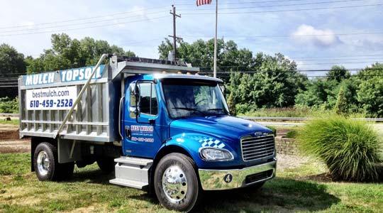 2012 M2 Split-Body Dump Truck