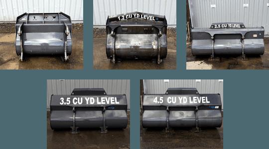 Equipment | Dump Trucks | Bucket Loaders Glen Mills PA