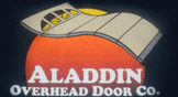 Aladdin Overhead Door Company logo