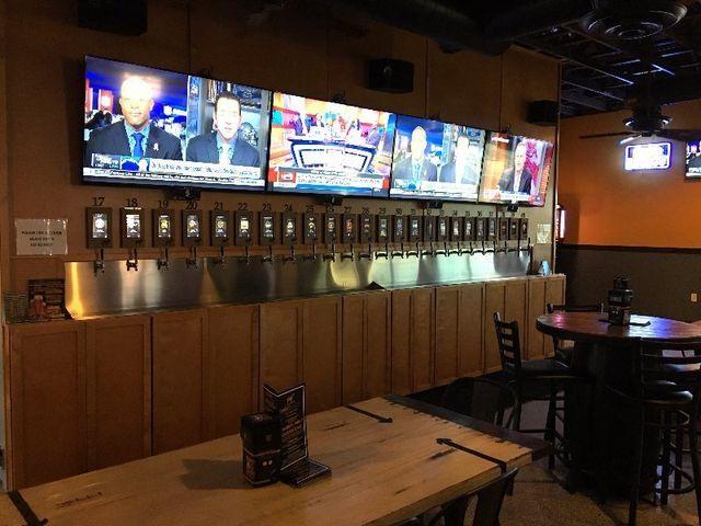 40 Self-Serve Beers on Tap