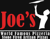Joe's World Famous Pizzeria logo
