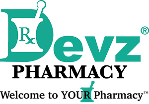 Devz Pharmacy - Logo