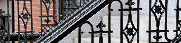 Ornamental iron