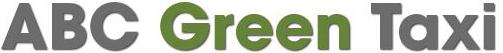 ABC Green Taxi - Logo