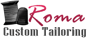 Roma Custom Tailoring - Logo