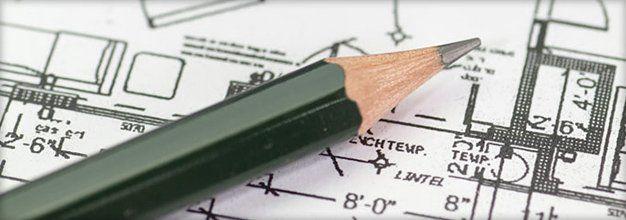 Professional interior design planning