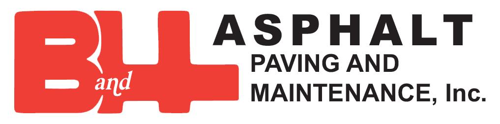 B&H Asphalt Paving and Maintenance - Logo