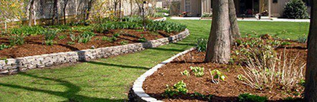 Decorative Mulch Turf Grass Maryland Heights Mo