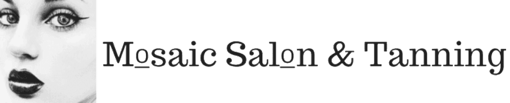 Mosaic Salon - Logo