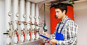 Boiler checking
