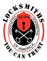 Associated Locksmiths of America logo