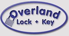 Overland Lock and Key -  logo