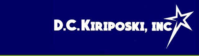 Daniel C. Kiriposki Inc. Logo