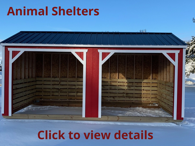 Old Hickory Buildings | Sheds | Isanti, MN