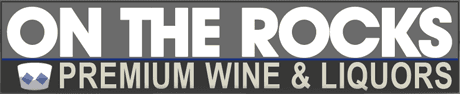 On the Rocks Premium Wine & Liquors-Logo