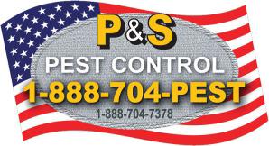 P&S Pest Control Inc - Logo