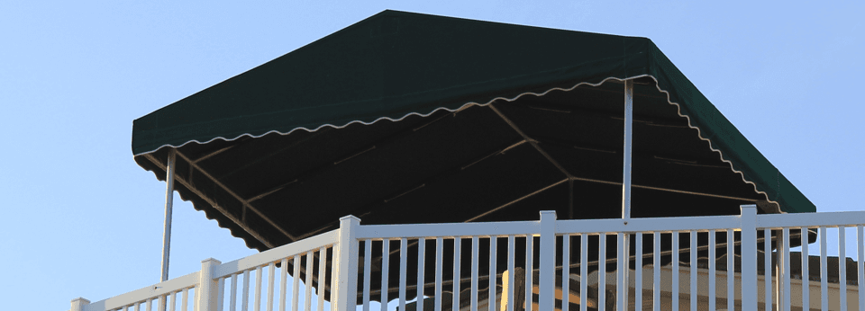 Our appealing free-standing canopies create shade for docks  patios decks and other areas. And youu0027ll always get the look you want because theyu0027re also ... & Residential Canopies | Patio Canopies | North Wildwood NJ