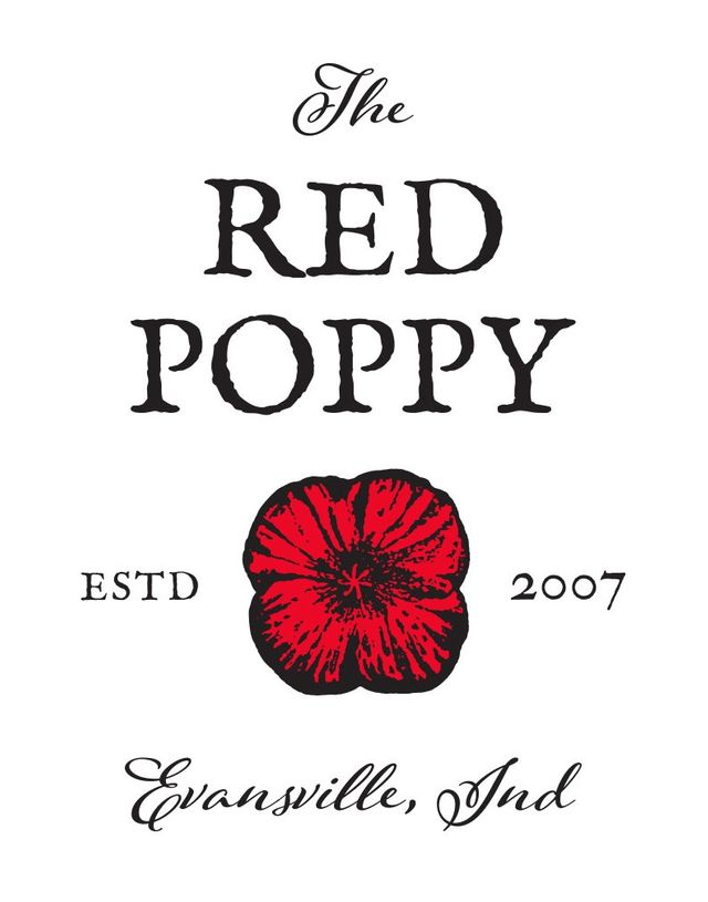 The Red Poppy - Logo