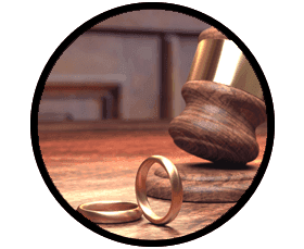 Divorce legal services