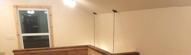 Residential indoor lighting