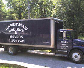 haulers truck