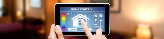 Control home with phone