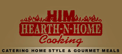 HIM Hearth-N-Home Cooking - Logo