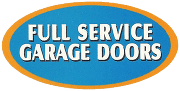Full Service Garage Doors - Logo