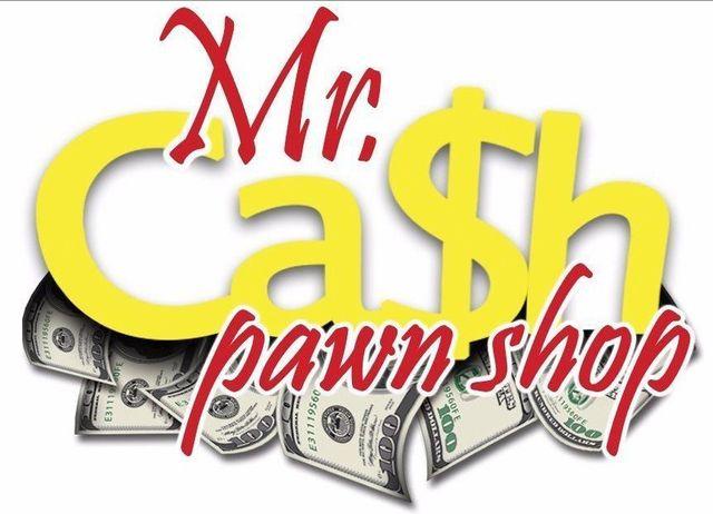 Mr. Cash | Logo