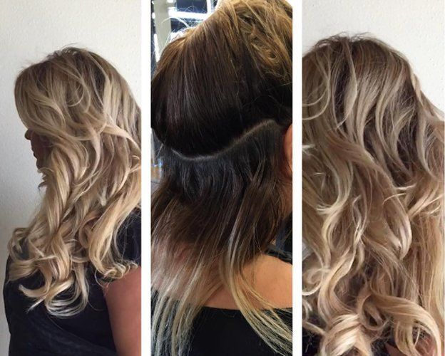 Hair Extensions Hairstyling Costa Mesa Ca