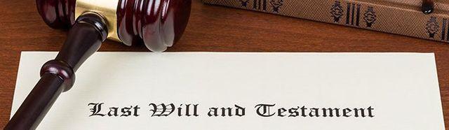 Last Wills and Testament