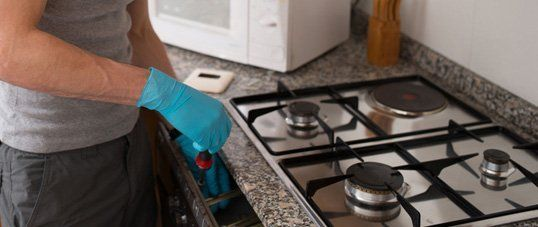 how to detect a gas leak in your stove