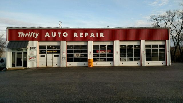 Thrifty Auto Repair Shop