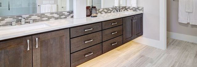 Bathroom & Vanity | Semi-Custom Cabinets | Pittsburgh, PA