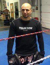 John Cantu - MMA, striking, kickboxing, and boxing