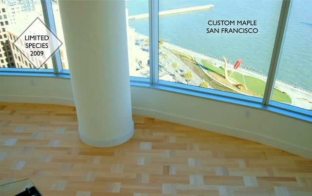Custom Maple San Francisco