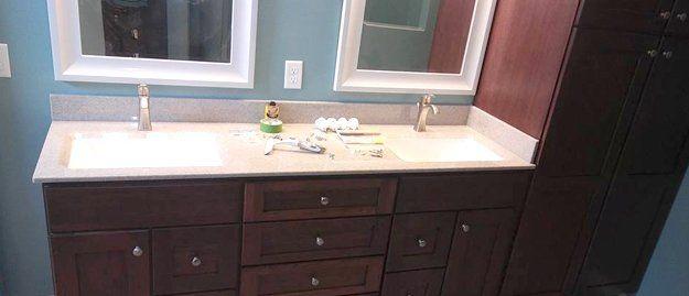 Bathroom Vanities Countertops Spring Lake Park MN - Bathroom vanities mn