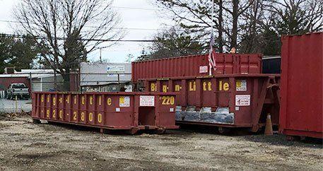 Big N Little Carting Llc Dumpster Rental Brick Nj