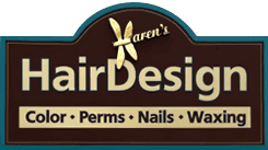 Karen's Hair Design - logo