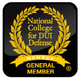 National College for DUI Defense General Member